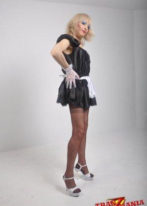 Транс носит женскую одежду - фото 4