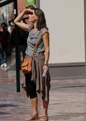 Зрелые женщины показывают, что они следят за модой и знают, как выглядеть эффектно всегда - фото 7