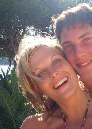 Катрин вместе со своим парнем устраивают себе шикарный отпуск и в это время делают красивые снимки - фото 4