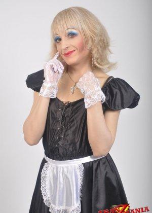 Транс носит женскую одежду - фото 7