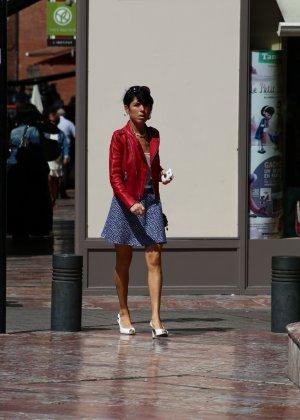 Зрелые женщины показывают, что они следят за модой и знают, как выглядеть эффектно всегда - фото 15