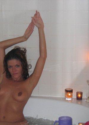Люцилла хранит большую коллекцию фотографий, на которых она всегда очень сексуальна - фото 11