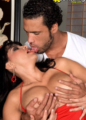 Валери Лопез – опытная шлюшка, которая знает, как удовлетворить мужчину и поразить его своим темпераментом - фото 7