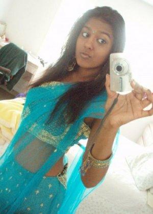 Реальные индийские голые девушки которые не стесняются своего роскошного тела - фото 8