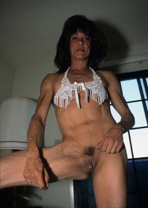 Бывший мужчина научился получать удовольствие от контакта с мужским полом и знает, как соблазнять - фото 6