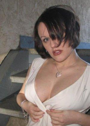 Женщины с разным сроком беременности демонстрируют свои тела – они тоже хотят быть сексуальными - фото 7