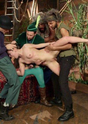 Джульетта готова на любые эксперименты, лишь бы получать мощное удовольствие от секса - фото 8