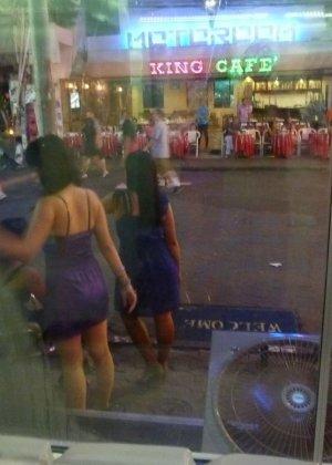 Подборка фото девушек то того как они были в клубе и после  когда их выебали - фото 3