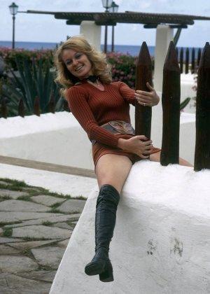 Ретро снимки докажут, что даже в далёкие времена люди обожали развратный секс и эксперименты - фото 10