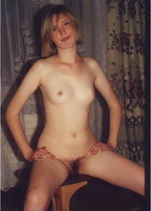 Ретро-снимки русских красавиц доказывают, что даже в далекие времена девушки были очень сексуальны - фото 1
