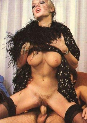 Бриджитт Лахайе очень сексуальна и знает об этом – она показывает свое сексуальное тело и подставляет для траха - фото 5