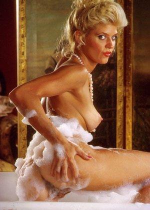 Джинджер Линн Аллен - блондинка, которая готова ко многим экспериментам, лишь бы не было скучно - фото 3