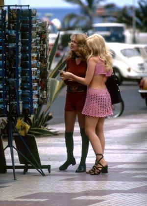 Ретро снимки докажут, что даже в далёкие времена люди обожали развратный секс и эксперименты - фото 9