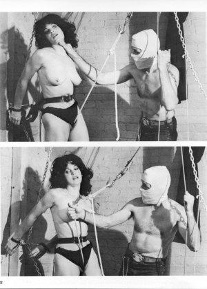 На черно-белых ретроснимках можно увидеть, что секс с применением фиксации существовал уже давно и активно использовался - фото 2