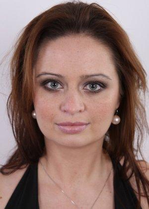 В чешском кастинге девушка раскрывается на все 100% - фото 2- фото 2- фото 2
