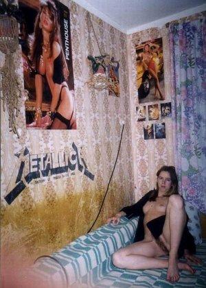 Ретро-снимки русских красавиц доказывают, что даже в далекие времена девушки были очень сексуальны - фото 9