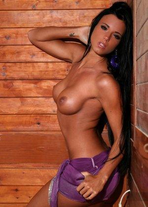 Эшли Булгари – обалденная красотка, у которой идеальное тело, способное возбудить любого без исключения - фото 3