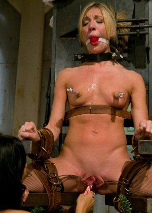 Девушки любят нестандартные методы получения удовольствия - фото 6