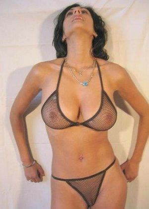 Реальные индийские голые девушки которые не стесняются своего роскошного тела - фото 3