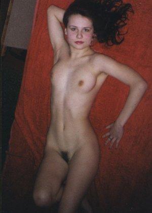 Ретро-снимки русских красавиц доказывают, что даже в далекие времена девушки были очень сексуальны - фото 5
