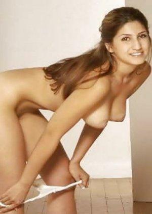 Индийские женщины обладают особой внешностью, которую не стыдно показать в обнаженном виде - фото 7