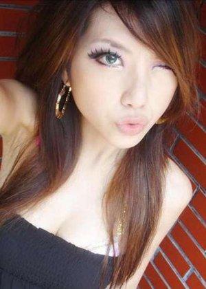 Подборка фото самых красивых девушек с азиатскими чертами - фото 2