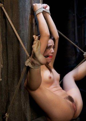 Кристина Роуз и Джиа Димарко показывают, как они умеют развлекаться с помощью интересных приспособлений - фото 19