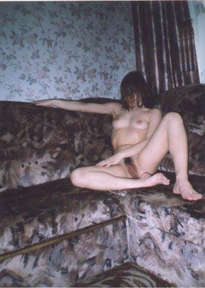Ретро-снимки русских красавиц доказывают, что даже в далекие времена девушки были очень сексуальны - фото 2