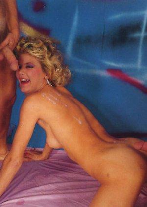 Джинджер Линн Аллен - блондинка, которая готова ко многим экспериментам, лишь бы не было скучно - фото 8