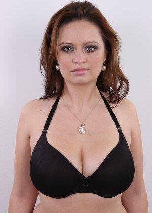 В чешском кастинге девушка раскрывается на все 100% - фото 6- фото 6- фото 6