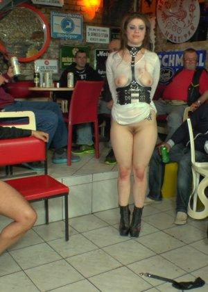 У фетишистов есть любимое кафе, где они могут заниматься всем, чем захотят - фото 19