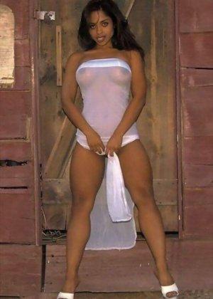 Индийские женщины обладают особой внешностью, которую не стыдно показать в обнаженном виде - фото 3