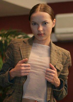 Ивана Фукалот – стройная девушка, которая вызывает желание овладеть ею уже с первого взгляда - фото 1