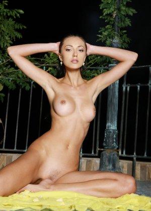 Подборка фото красивых обнаженных девушек которые хвастают своим телом - фото 38