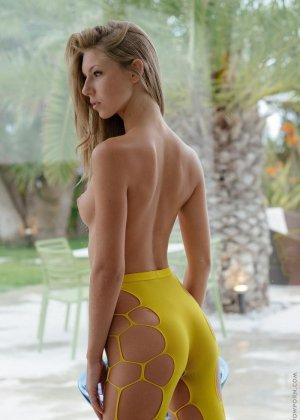 Кристал Бойд – девушка, которая исполнить мечты любого, показав свое роскошное тело без одежды - фото 5