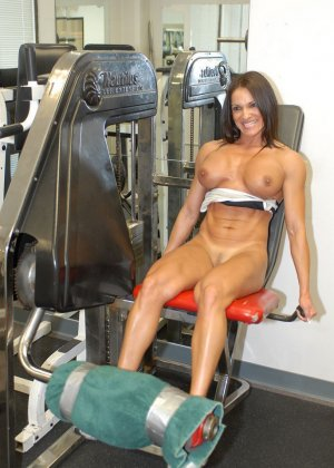 Nude pregnant fitness video sites