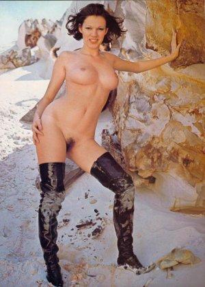 Бриджитт Лахайе очень сексуальна и знает об этом – она показывает свое сексуальное тело и подставляет для траха - фото 9