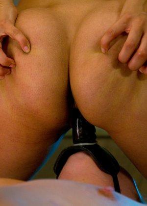Девушки любят нестандартные методы получения удовольствия - фото 11