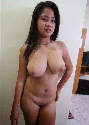 Горячие девушки японской внешности обнажают свои тела ради денег - фото 28