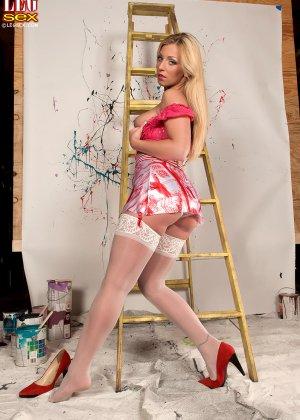 Девушка готова участвовать в ремонте - фото 11- фото 11- фото 11