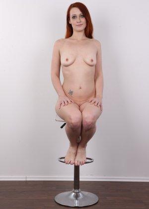 В чешском кастинге показывает свое тело достаточно откровенно для того, чтобы дать себя разглядеть - фото 15