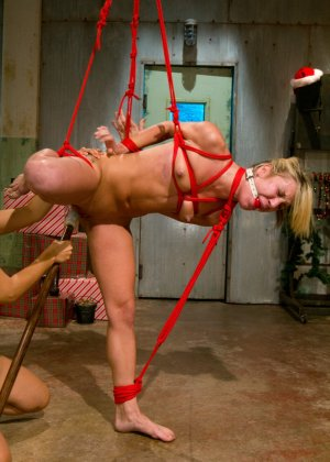 Девушки любят нестандартные методы получения удовольствия - фото 17