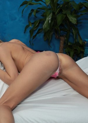 Парень пришел на сеанс тайского массажа, он не ожидал, что оргазм будет таким ярким - фото 12
