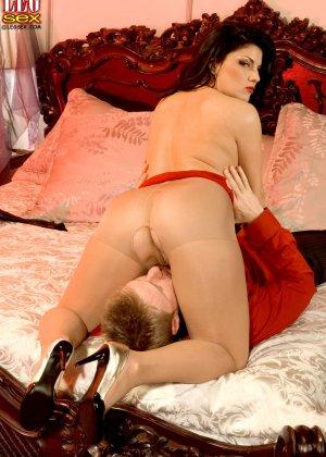 Эрин Маркс – опытная мадам с пышным телом, которая знает, как хорошо возбудить мужчину - фото 6