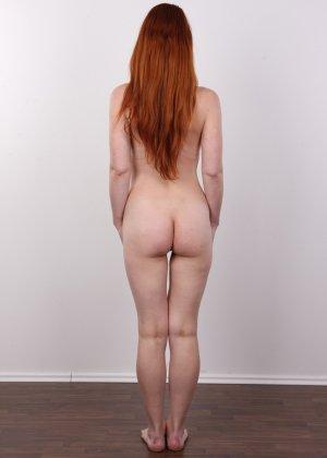 В чешском кастинге показывает свое тело достаточно откровенно для того, чтобы дать себя разглядеть - фото 13