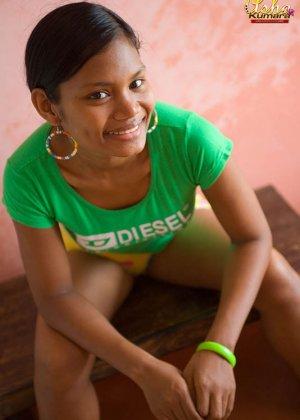 Аша Кумара – индийская девушка, которая готова показать всем свою экзотическую внешность - фото 3