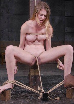 Девушке приходится многое вытерпеть, чтобы доставить партнеру наслаждение даже без проникновения - фото 8