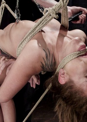Девушка оказывается достаточно терпимой – она может принять на себя множество испытаний - фото 14