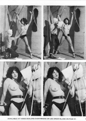 На черно-белых ретроснимках можно увидеть, что секс с применением фиксации существовал уже давно и активно использовался - фото 1