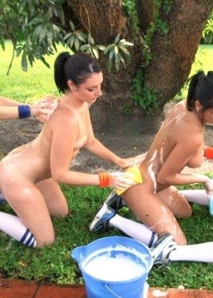 Развлечения девушек в колледже - фото 6